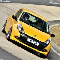 Yellow Clio