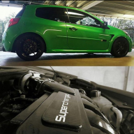 SUPERCHARGED AG 200 - PROGRESS TO DATE | Clio197 net